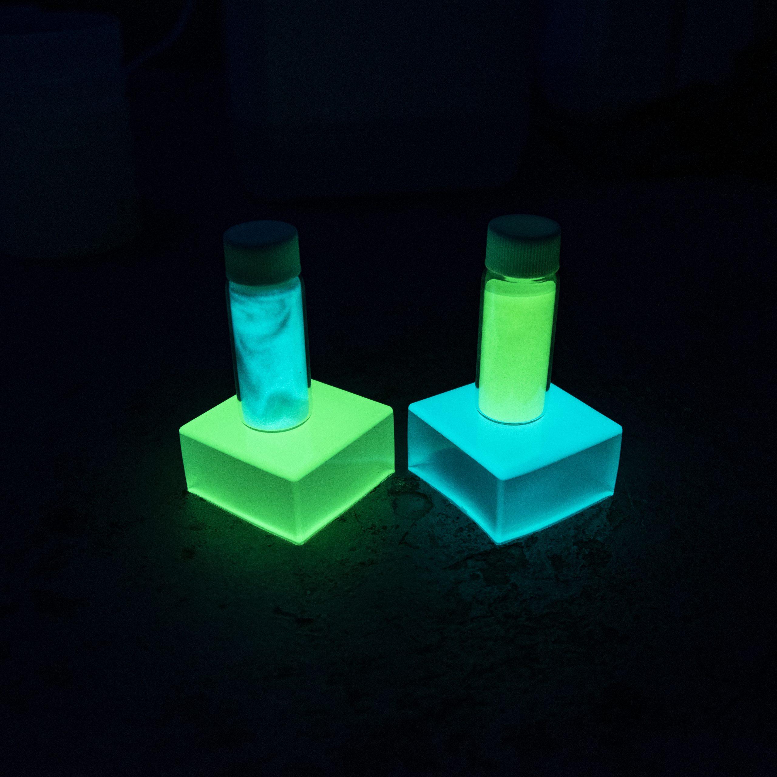 Fluorescenciniai milteliai